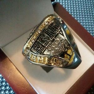 Other - LEBRON JAMES CAVALIERS 2016 NBA FINALS MVP RING